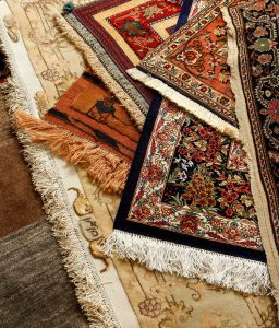 Destroying the Fabric of a Rug