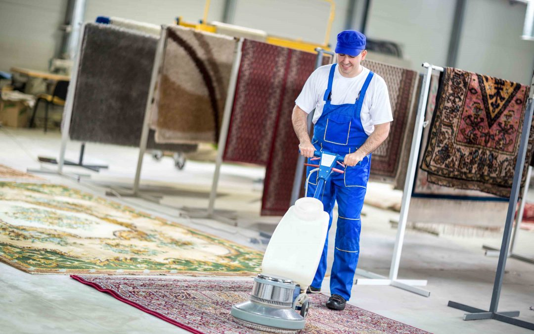 How to Choose an Area Rug Cleaning Service in Everett