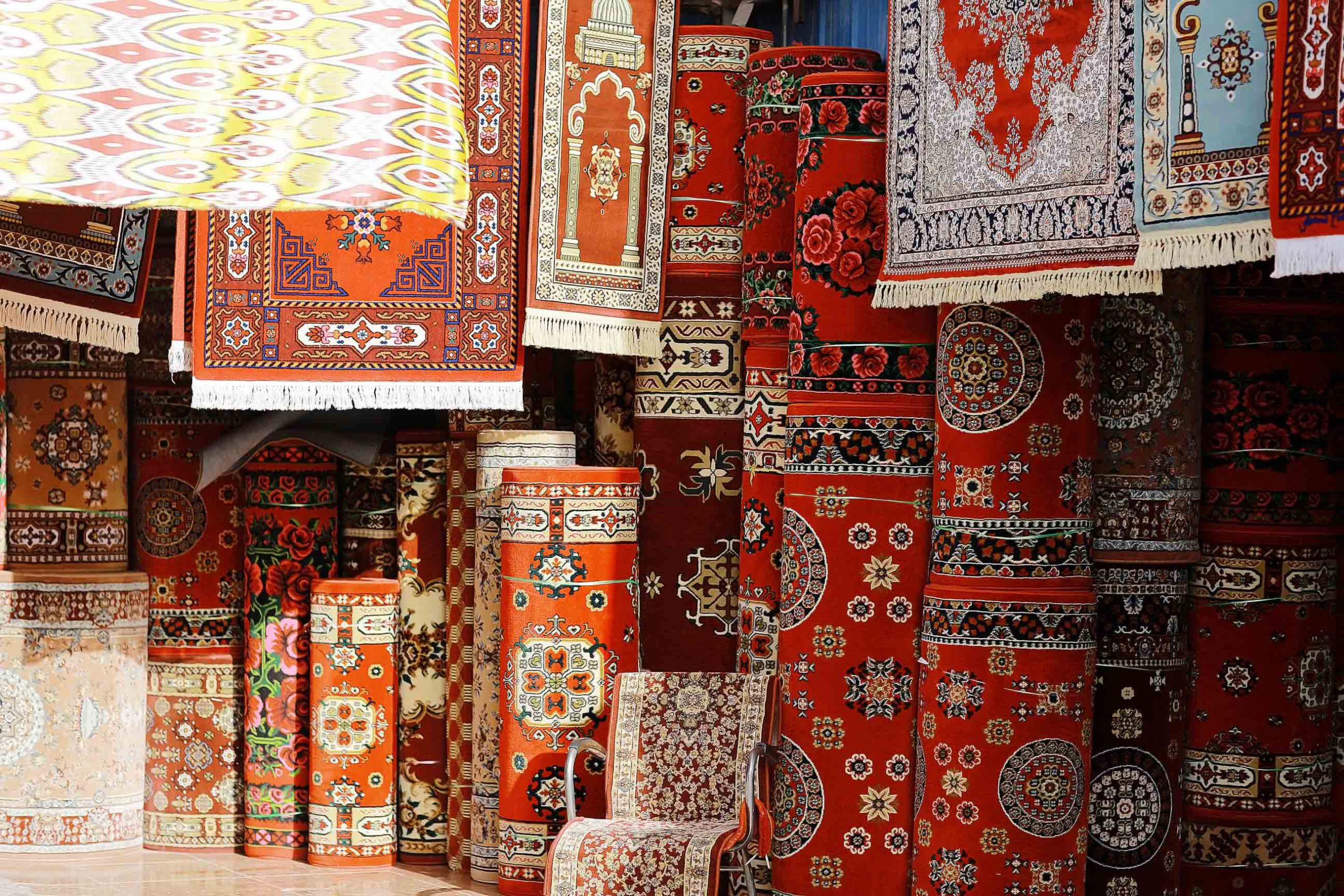 Oriental Rug and Persian Rug