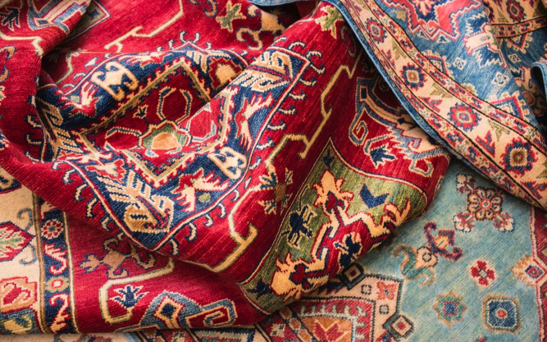Tips for Maintaining your Area Rugs
