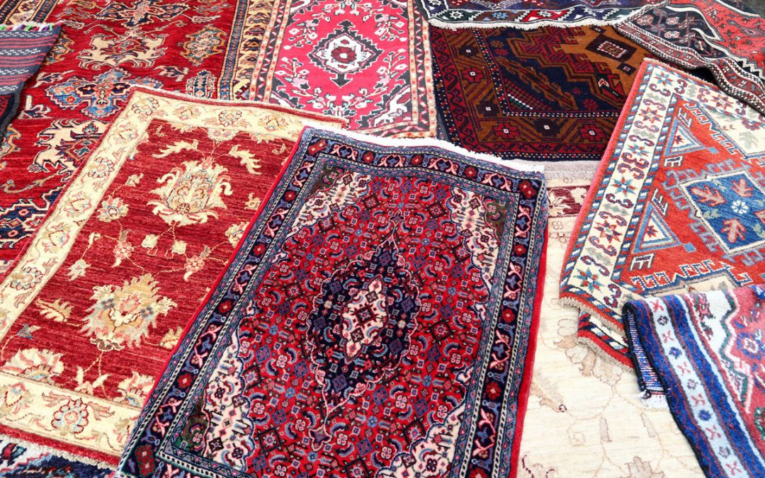 Anatomy of an Oriental Rug