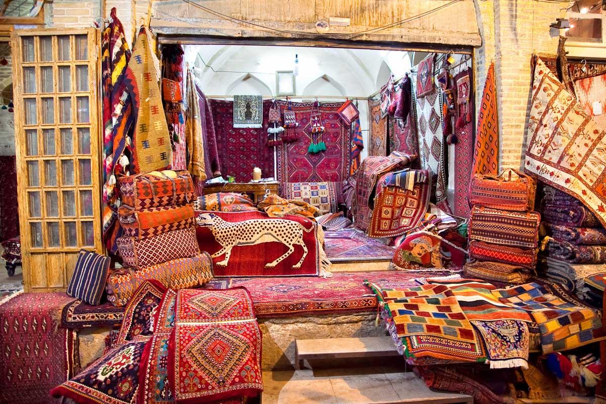 persian rug market