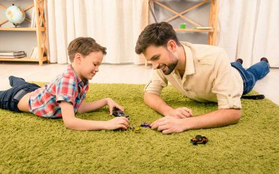 Kid Friendly Area Rugs: Minimal Rug Care and Maximum Functionality