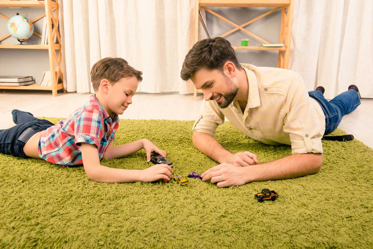 kids area rug