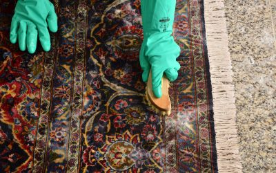 How (and When) to Wash Your Area Rug