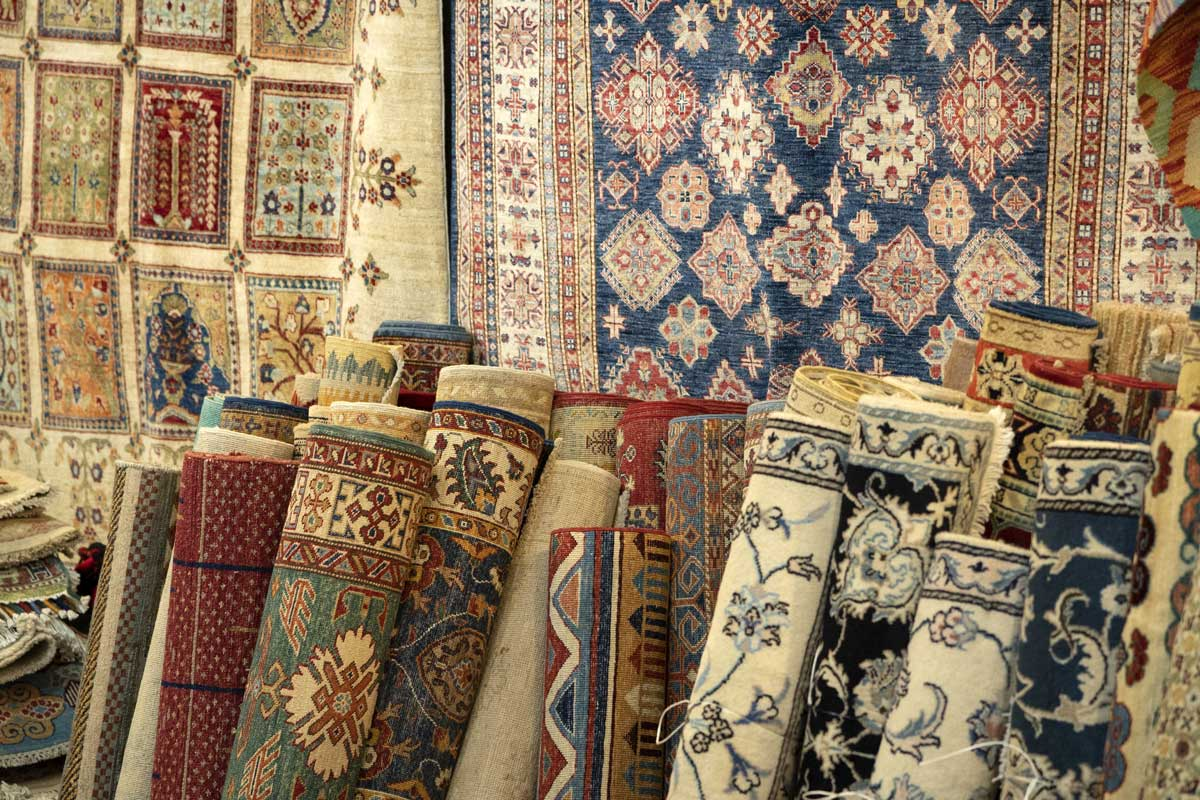 antique rug styles