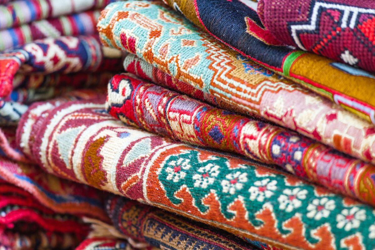 authentic oriental rug
