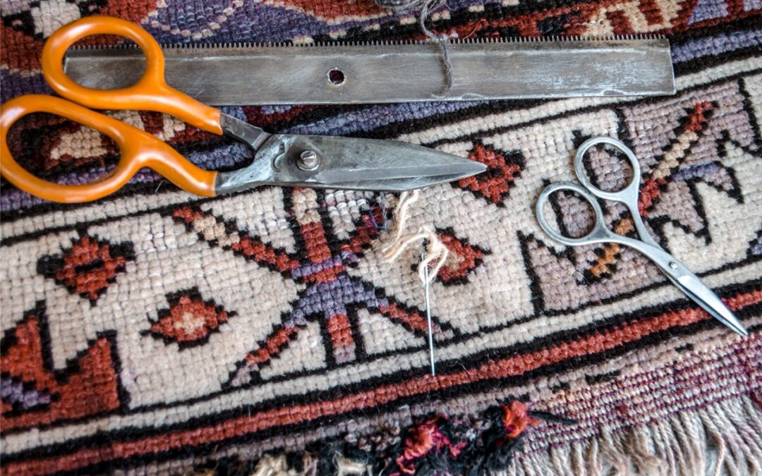 How Rug Repair Restores Your Rug to Its Original Beauty