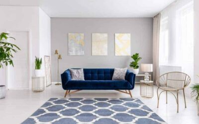 Tips for Making a Rug the Centerpiece of Your Living Room