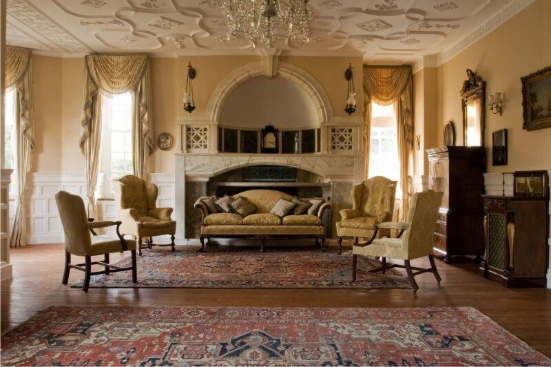 rug room design