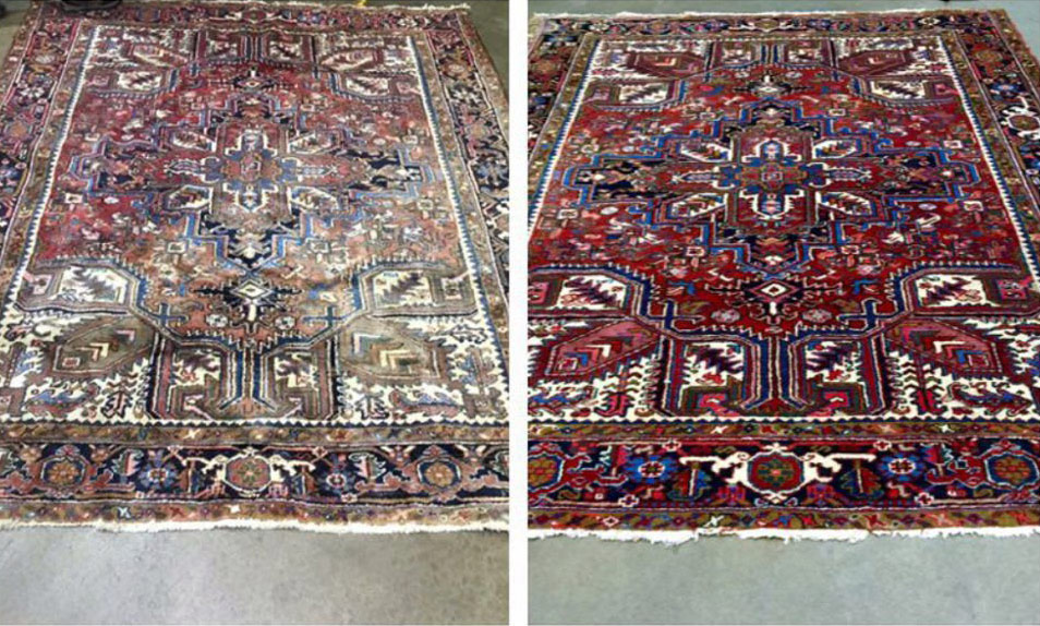 Rug Care Tips to Avoid Severe Fading and Sun Bleaching
