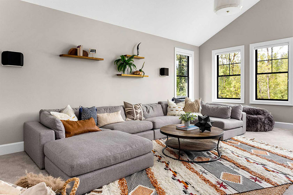 How to Choose the Best Rugs for Living Rooms